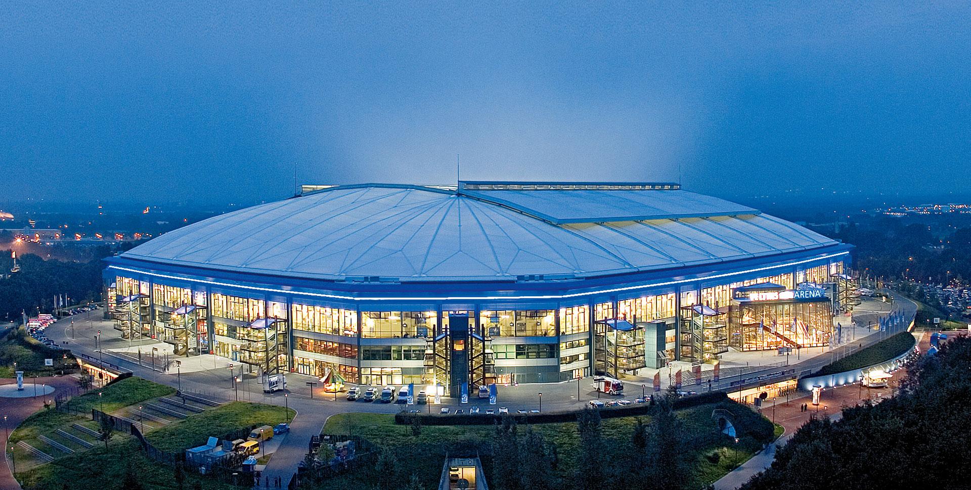 Hotel Gelsenkirchen Nähe Veltins Arena