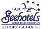 Logo Seehotel Plau am See
