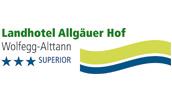 Logo Landhotel Allgäuer Hof