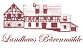 Logo Landhaus Bärenmühle